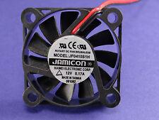 Lüfter / Ventilator Brushless 12Volt 40x40x10mm 2 Watt Jamicon JF04110S1H