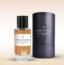 Parfum Collection Privée Prestige Tonka Suprême senteur Fève Délicieuse 50ml EDP