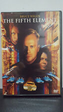 ** The Fifth Element (DVD) - Bruce Willis - Gary Oldman - Free Shipping!