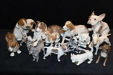 OFFERTA ROYAL COPENHAGEN FIGURINA Bulldog Francese di Boston Terrier MOLLER CHINA DOG
