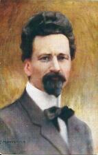 prs 08 Anni 20 CESARE BATTISTI (Trento 1875-1916) FP nn VG- ed. La Promotrice