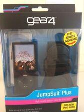 GEAR4 Jumpsuit Plus iPod Nano Sports Armband Black PG600BLK