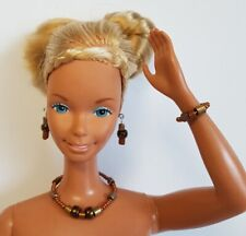 "Metallic DOLL JEWELRY for 18"" SUPERSIZE BARBIE & similar sized dolls - NO DOLL"