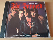 THE DAMNED - The Chaos Years : Rare And Unreleased 1977-1982 CD Punk