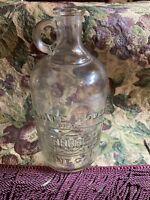 Vintage Embossed White House Vinegar Jug Jar 5cup No Chips Or Cracks