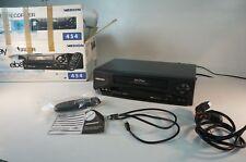 Medion MD9023 Hifi VHS Videorecorder Video Rekorder mit  Fernbedienung im Karton