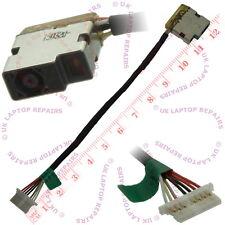 HP Envy 15-AE100NL Dc Jack Zócalo Puerto de alimentación con conector de cable