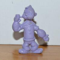 VINTAGE POPEYE PVC MINI FIGURE 1989 CAKE TOPPER