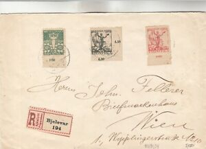 Croatia Registered Cover