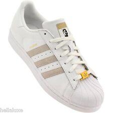 SPECIAL ED~Adidas SUPERSTAR RT KAREEM CAMPBELL Shell Toe Gazelle Shoe~Mens sz 13