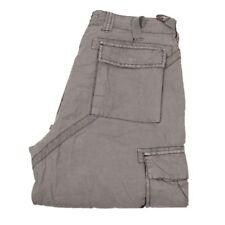 Pantalones de hombre grises ARMANI