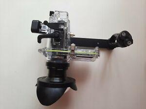 Semi Unterwasserkamera FULL HD JVC Unterwasservideokamera +Magenta und Rotfilter