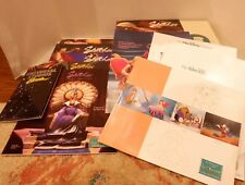 Walt Disney Collectors Society Sketches Magazines Premier Issues
