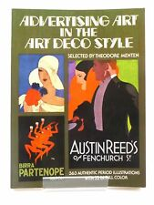 ADVERTISING ART IN THE ART DECO STYLE - Menten, Theodore.
