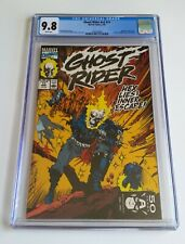 Ghost Rider v2 #11 (3/91) CGC 9.8 White Pages. Nightmare appearance.
