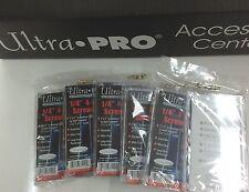 *Ultra Pro 4-Screw Screwdown Single Regular Card Rigid Holderx6-Trading Card