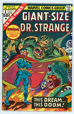 GIANT-SIZE DOCTOR STRANGE #1 (Marvel 1975) FN/VF condition NO RES