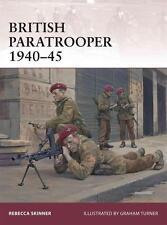 Osprey Warrior 174: BRITISH PARATROOPER 1940-45 (2. Weltkrieg) / NEU