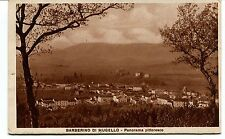 1933 Barberino di Mugello panorama pittoresco Guller dest. Nervi FP B/N VG