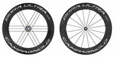 Campagnolo Tubular Bicycle Wheelsets (Front & Rear)