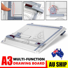 A3 Portable Drawing Board - White (0764880450422)