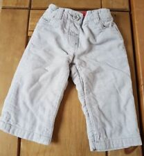 John Lewis 100% Cotton Trousers & Shorts (0-24 Months) for Girls
