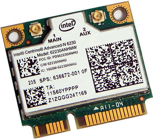 HP Envy 14 14T 15 15T 17 17T Advanced N Dual Band Bluetooth Wireless WIFI Card