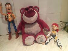 Toy Story Bundle Rodeo Woody Jessie Doll Lotso Disney Pixar