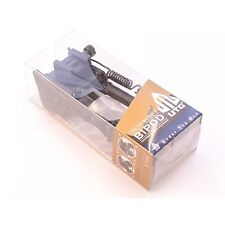 NEW Tactical Rubber Feet Rifle Gun Adjustable Rail Mount Stand Dual Bipod OP