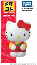 NEW Takara Tomy SANRIO HELLO KITTY RED Diecast Figure