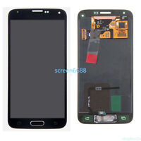 Pour Samsung Galaxy S5 mini G800F LCD Display écran tactile touch verre Noir New