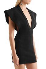 Jacquemus 'La Longue Camargue' Black Dress Size 36 NEW