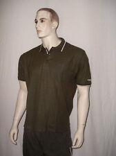 killtec Herren Polo-Shirt Freizeitshirt Sportshirt kurzarm oliv Gr. S 46 NEU