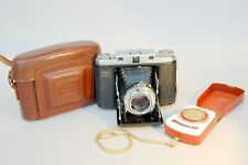Zeiss Ikonta-M 524/16 Folding Camera for 6x6cm on Roll Film with Ikophot meter