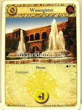 A Game of Thrones LCG - 1x Wassergärten  #030 - Prinzen der Sonne