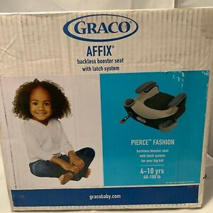 Graco Affix Backless Youth Booster Seat - Pierce - 1893805