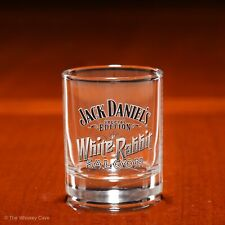 Jack Daniel's White Rabbit Saloon Shot Glass