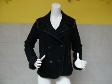 MARITHE+FRANCOIS GIRBAUD jolie veste 100% laine taille 42 ( FR )