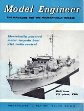 May Model Engineer Weekly Craft Magazines in English