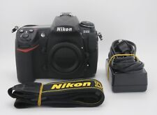 Mint-Nikon  D300 12.1 MP Digital SLR Camera -Body Only -Shutter Count:4124