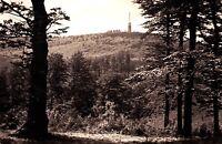 Großer Inselsberg / Thür. Wald  ,Ansichtskarte, gelaufen