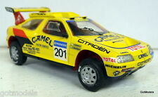 Starter 1/43 Scale resin built kit Citroen ZX Paris Dakar Rally 1991 model car