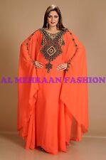 FARASHA JILBAB ARABIAN FANCY WOMEN DRESS ABAYA DESIGN ISLAMIC WEAR 206