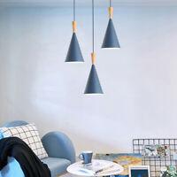 Bar Lamp Modern Ceiling Lights Kitchen Pendant Light Home Wood Pendant Lighting