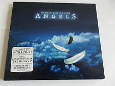 Within prete-Angels (Limited 5 track EP Digipack-rare)