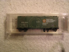 Micro-Trains Mtl N 21230 British Columbia Railway Box