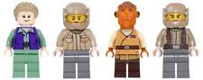 LEGO 75140 Star Wars: Episode 7 - Mini Figure Lot - 4 Minifigs / Mini Figures