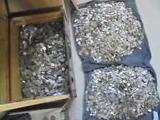 100 X COINS MIXED LOT COLLECTION OF WORLD COINS.