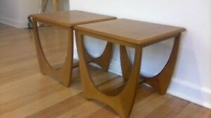 Mid Century Kalmar Side Table