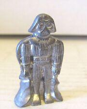 """Pewter Darth Vader Star Wars Figurine 1"""" Miniature Mini Full Body"""